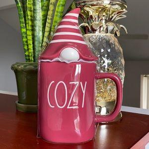 Rae Dunn Fall Cozy Coffee Mug Gnome Topper